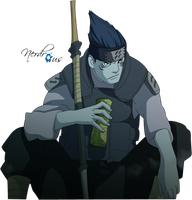 Kisame Render by NerDr0us