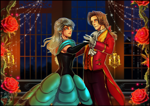 Tale As Old As Law by SweetLittleVampire