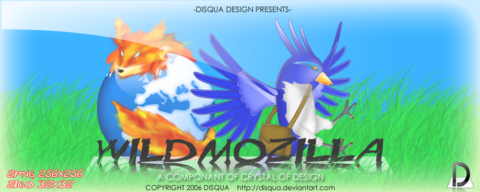 Wildmozilla by Disqua
