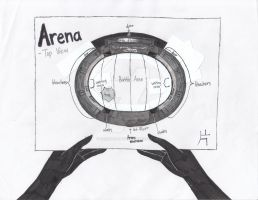 CH 21.1, Arena Map by dannytranvan