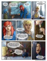 Chapter 1: Awkward visitors 14 by zMallister