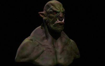 Orc1 by 3DNoobish