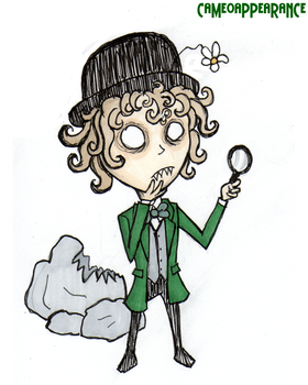 Don't Starve/Fallen London: The Mad Archaeologist by CameoAppearance