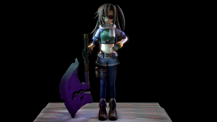 SFM: Silvia's new Look by SilverBowserPT