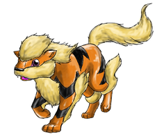 059 - Arcanine by Aurora-Ghost