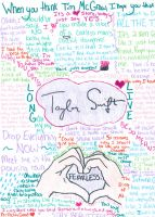 Taylor Swift by PSilovethebeatles