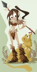Nidalee by inkinesss