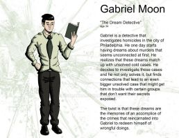 Gabriel Moon  Glass character contest by Atomakad