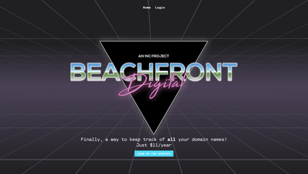 BeachfrontDigital by Nokadota