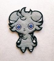Espurr Machine Embroidered Applique