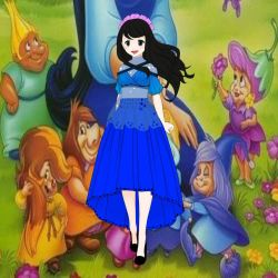 Snow White And The Dwarfelles by Ellecia