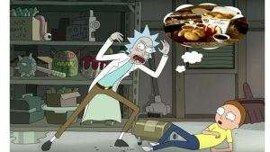Szechuan Sauce: The Object of Rick's Desire! by timbox129