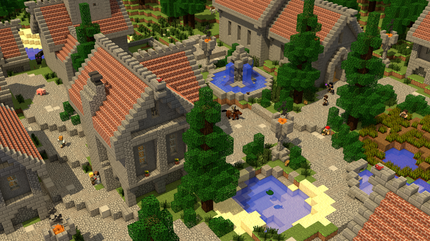 The village. by Mikes8899