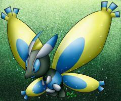 Shiny Mothim