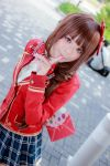 IdolM@ster - Love Letter Uzuki Makio by Xeno-Photography