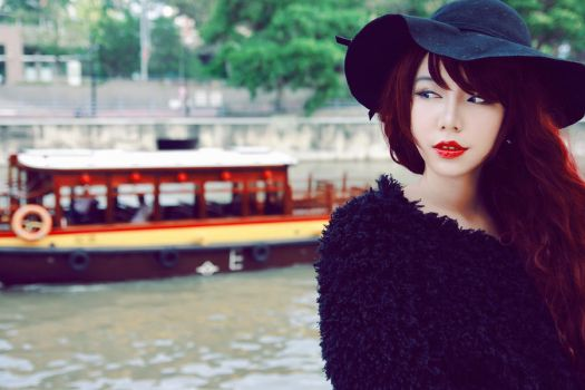 Casual - East meets West by Xeno-Photography