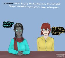 Ask Us #7 by ParanormalFaery