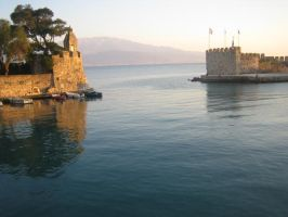 Nafpaktos Port3 by ventrix24