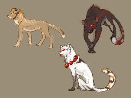 Moar Adopts (CLOSED) by Ekatii