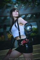 Final Fantasy VII: Tifa Lockhart VIII by hibiscus-sama