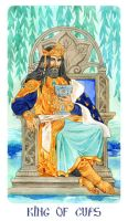 King of cups by Losenko