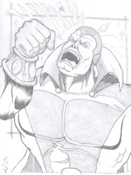 Drax in the '80s by captblitzdawg
