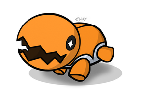 Trapinch by KuukyTrooper