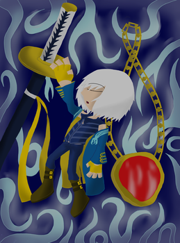 Vergil's Downfall by DMCFan13