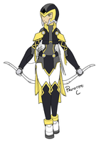 Tal'Krios: Prototype C by rennegades