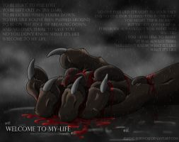 Welcome to my life by NathalieNova