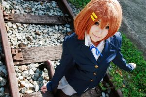 K-On! - Yui by Xeno-Photography