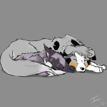 Snooze Commissh~ by fabman132