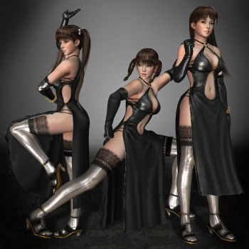 Dead Or Alive 5 Lei Fang 8 by ArmachamCorp