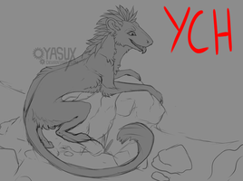 Saliko YCH auction CLOSED by Akirow