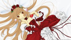 Chobits by Robotic-Strawberry