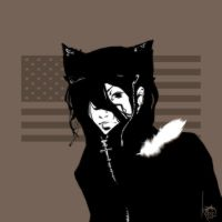 + AMERICAN GOTH + by korone