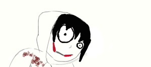jeff X WHO? by i-am-jeff-the-killer