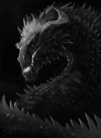 Another dragon by Manweri