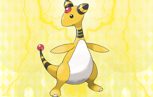 Ampharos Tribute by malta700