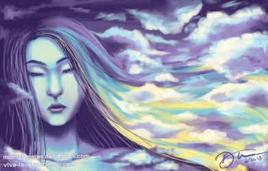 Head in the Clouds by midnightgates