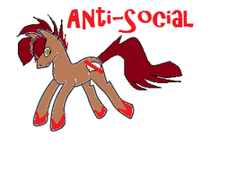 Anti-social by DemonaTheOperator