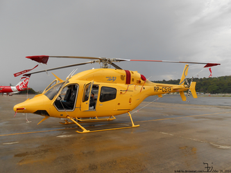 Helicopter 20140528 _ Bell 429 _ 3 by K4nK4n