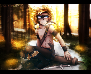 Barbarian Tweek by Ali3ken