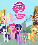 MLP Printable DVD Layout by Timon1771