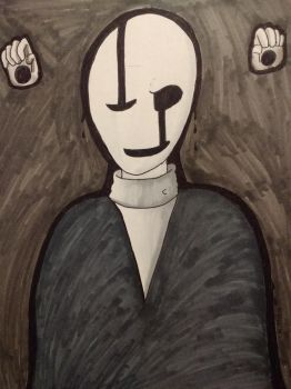 Gaster by Arerona