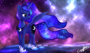 Luna's domain by Coco-flame