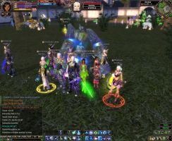 My Guild Perfect World by Pstryk5