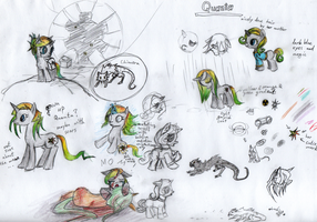 Fallout: Equestra: Quanta by Valach