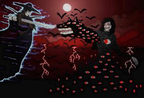Famous vampires 5 - The duel by fireheart1001