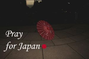 Pray for Japan by Blueberry-Tale